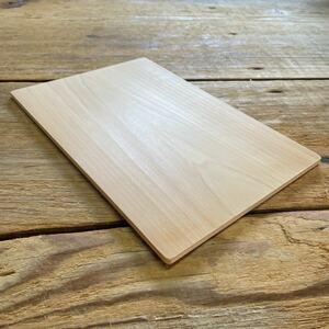 超軽量 ひのき まな板 18×30×0.5センチ 奈良県 吉野産 桧 檜 木 木製品 ヒノキ 木製 プレート