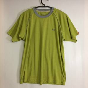 MILLET 半袖Tシャツ Mサイズ ミレー