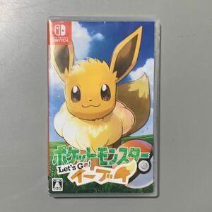 ポケットモンスター Let''s Go イーブイ Nintendo Switch