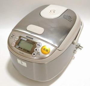 送料無料 ZOJIRUSHI 象印 3合炊き マイコン炊飯ジャー 極め炊き 2010年製 炊飯器 NS-LD05
