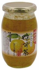 1個 高知県産ゆず使用 ゆず茶 415g