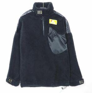 オフホワイト off white ジャケット サイズ XL ブラック