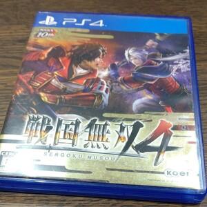 PS4 ソフト 戦国無双4