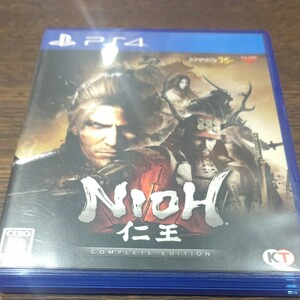 PS4 ソフト 仁王 Complete Edition NIOH コンプリートエディション