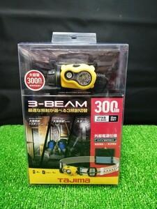 未使用 未開封 TAJIMA タジマ ペタLEDヘッドライト E301 イエロー LE-E301-Y ①
