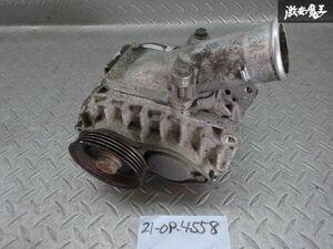 スバル純正 RA1 RA2 プレオ EN07 スーパーチャージャー S/C 14408KA111 AMR.500 AMR500 過給機 棚2O12