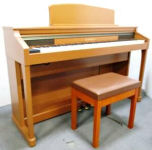 KAWAI カワイ 電子ピアノ CA65C デジタルピアノ 88鍵 プレミアムチェリー 動作良好