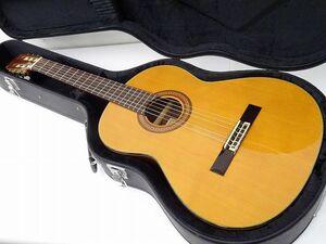 ♪♪RYOJI MATSUOKA M-65 クラシックギター M65 松岡良治 ケース付♪♪009770002m♪♪
