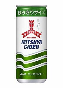 ★新品★未開封★ 三ツ矢サイダー アサヒ飲料 250ml×30本 缶