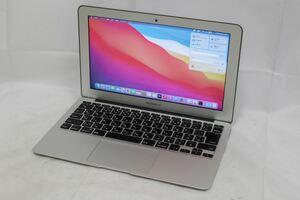 中古良品 軽量薄型 11インチ APPLE MacBook A1465 Early 2015 macOS Big Sur(正規版Windows10追加可能) 五代i5-5250U 4G SSD-251G★税無