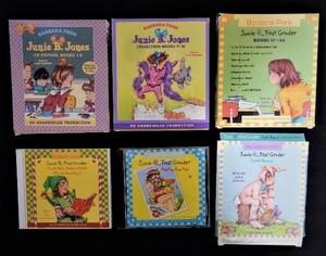 オーディオブック 英語 CD Junie B., First Grader Junie B. Jones An Unabridged production Barbara Park 帰国子女 子供英会話 Audio CD