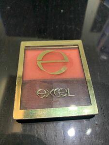 サナエクセル Excel エクセルスキニーリッチチーク RC02 ピュアピーチ チークカラー
