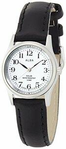新品 [セイコーウォッチ] 腕時計 アルバ ソーラー ハードレックス ペア AEGD543ZWN2