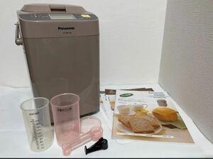 【未使用に近い】Panasonic SD-BM106-CT ホームベーカリー
