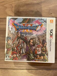 ドラゴンクエスト11 過ぎ去りし時を求めて 3DS ドラゴンクエストXI