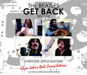 THE BEATLES / GET BACK SESSIONS-COMPLETE APPLE MASTERS-Glyn Johns Reel Compilation(8CD)