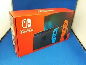 ジャンク【限定大特価1円出品!】 Nintendo Switch Joy-Con(L) ネオンブルー/(R) ネオンレッド(HADSKABAA)(バッテリー拡張モデル)