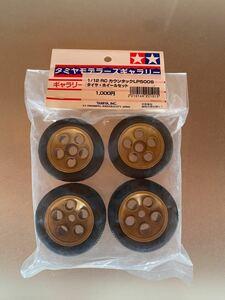 タミヤ1/12RCカウンタックLP500S タイヤホイールセット