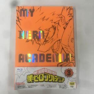 僕のヒーローアカデミア Vol.3 (初回生産限定版) [Blu-ray]