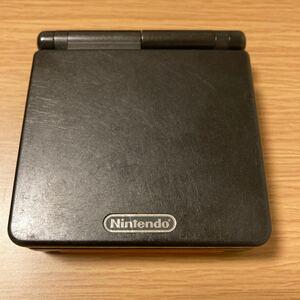 ゲームボーイアドバンスSPとポケモン・マリオ&ルイージのセット(充電USBケーブル付き)