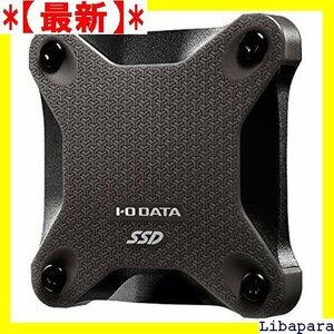 【最新】 I-O HNSSD-480BK ポータブルSSD PS4対応 DATA 12