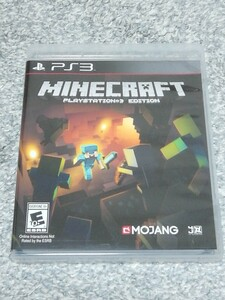 PS3 Minecraft マインクラフト