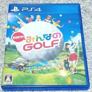 PS4 NewみんなのGOLF みんゴル