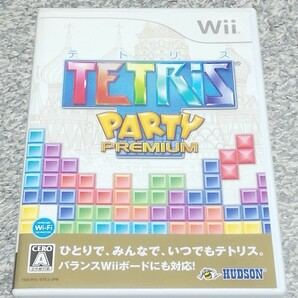 Wii テトリス