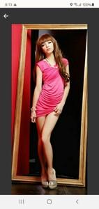 超セクシー ボディコン ミニスカワンピース キャバ嬢 ドレス ランジェリー マイクロミニ ショーツ ピンク