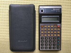 SHARP 関数電卓 EL-560 中古品