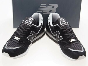 新品/NEW BALANCE/ニューバランス/CM996CPC/BLACK/WHITE/ブラック/ホワイト/黒/白/ワイズD/26.0cm