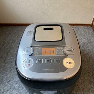 アイリスオーヤマ炊飯器  IRIS RC-IB50-B 17年