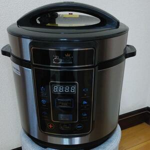 ショップジャパン 電気圧力鍋 PKP002KD