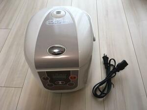 マイコン炊飯ジャー CCP BK-R60-WH