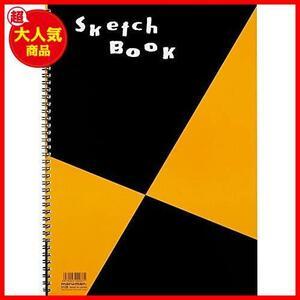 ★★サイズ:B4_スタイル:1冊_パターン:単品★ B4(352X251mm) スケッチブック HU-166 マルマン S120