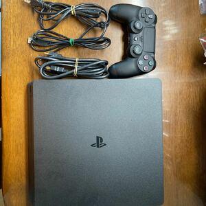 PS4本体 500GB コントローラー ケーブルセット