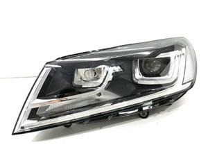 フォルクスワーゲン VW トゥアレグ 7P 後期 純正 左 HID キセノン ヘッドライト 7P2941751A (49-62)