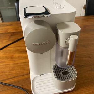 NESPRESSO ネスプレッソ コーヒーメーカー コーヒーマシン カプチーノ