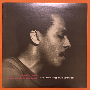JAZZ LP KING盤 Bud Powell Amazing Bud Powell(Blue Note日本盤)人気キング盤