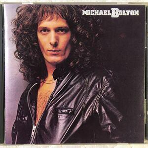 Michael Bolton/マイケル・ボルトン/ 1983年
