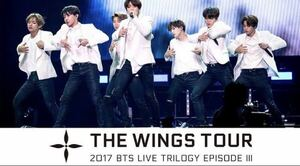 BTS LIVE TRILOGY EPISODE III THE WINGS TOUR THE final Seoul Blu-ray高画質