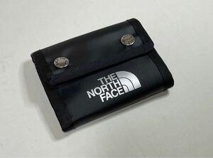 THE NORTH FACE (ザ・ノースフェイス) BCドットウォレット (K)ブラック NM82153 財布