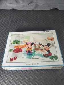 未開封 未組立 Disney ディズニー ミッキー ミニー ヘルシーモーニング ジグソーパズル ジグソー パズル 780ピース テンヨー
