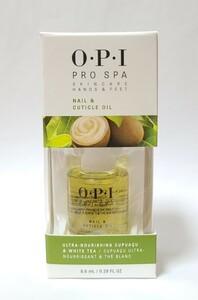 OPI プロ スパ キューティクル オイル 15 ml Pro Spa Cuticle Oil 8.6 ml アメリカ製