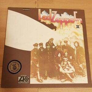 USオリジナル レッドツェッペリン led zeppelin 2 Ⅱ レコード LED ZEPPELIN レッド・ツェッペリン