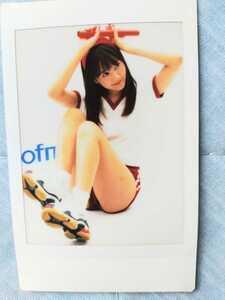 浜田翔子 チェキ(写真)1