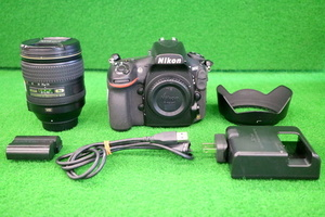 ▲9016 Nikon デジタル一眼レフカメラ ★ボディ★【D810】 +★レンズ★【AF-S NIKKOR 24-120mm 1.4G ED】▲