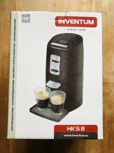 INVENTUM HK5B コーヒーメーカー エスプレッソ