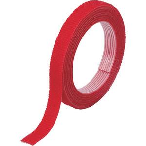 TRUSCO マジックバンド[[R下]]結束テープ両面 幅40mmX長さ30m赤 [MKT40WR]