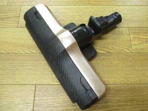 ●【0903-H737】ジャンク 東芝 TOSHIBA 掃除機 イオンカーボンヘッド VC-SG512 吸い口 床ブラシ トルネオ @80 ●